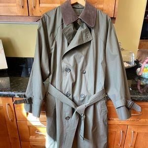 Never worn trench coat